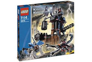 LEGO Knights' Kingdom 8876 - Scorpion Prison Cave