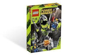 LEGO Power Miners 8962 - Crystal King