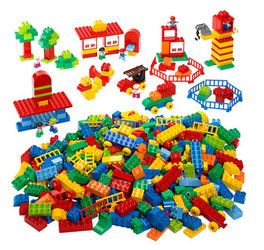 Klocki LEGO Education 9090 - Duplo XL Brick Set