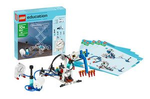 Klocki LEGO Education 9641 - Pneumatics Add-on Set