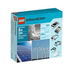 LEGO Education 9688 - Renewable Energy Add-on Set