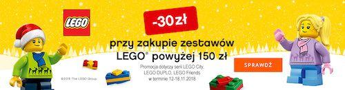 Kupon 30zł Na Klocki Lego Friends City I Duplo Na Allegro